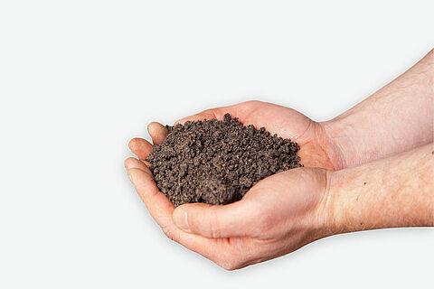 Hantering av biomassa