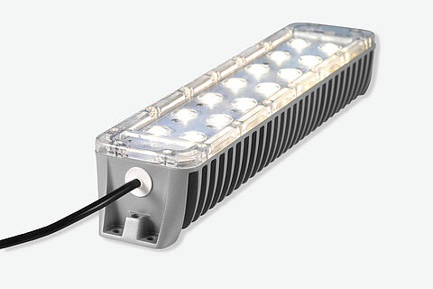 LED ceiling lamp Helios